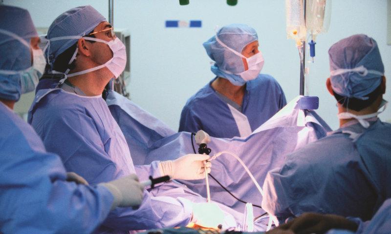 Kirurgisk belysning