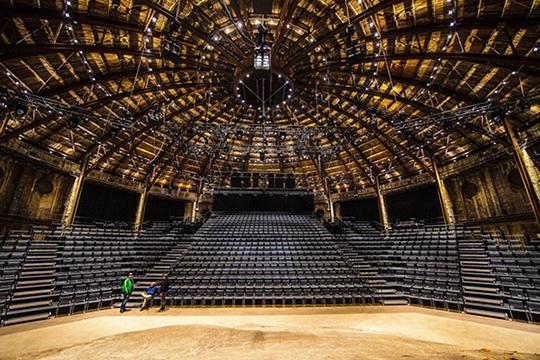 Østre Gasværk teater og Kinesys