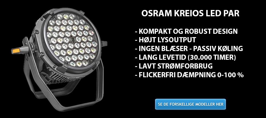 OSRAM KREIOS LED PAR