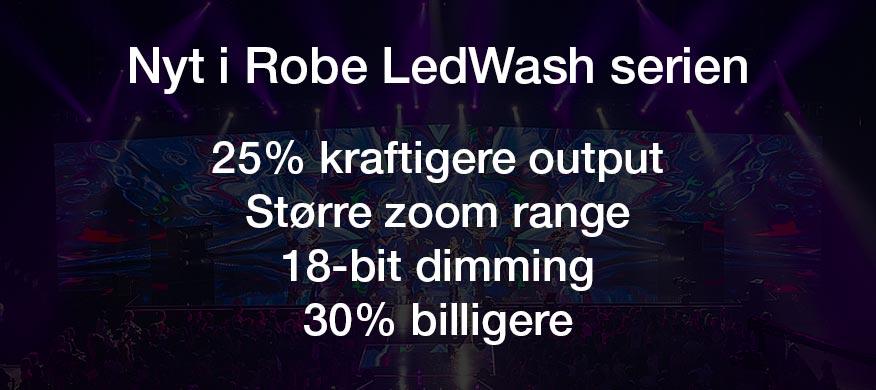 ROBIN LEDWash+